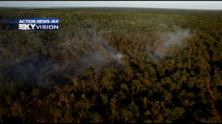 Photos: Oceanway brush fire