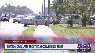 Man killed in front of Jacksonville Food Store