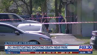 JSO investigating shooting death near park