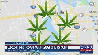 Two proposed dispensaries would bring medical marijuana to Jacksonville Beach
