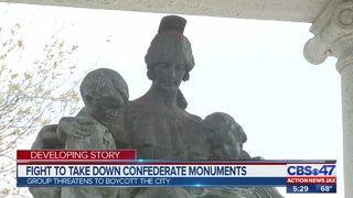 Fight to take down Confederate monuments in Jacksonville