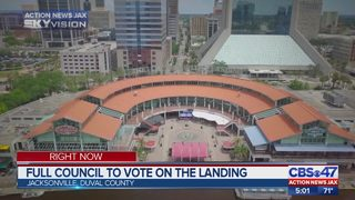Full council to vote on the Jacksonville Landing