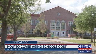 How to cover aging school cost in Duval County