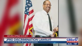 JFRD discrimination lawsuit