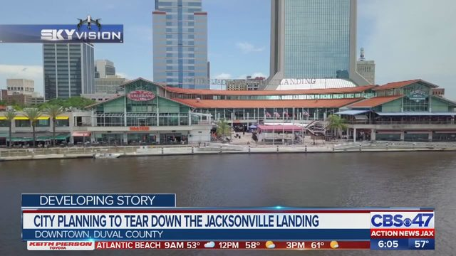 ef59b28b JACKSONVILLE LANDING TO BE DEMOLISHED: City to own, tear down the ...