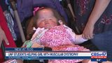 UNF students helping girl with muscular dystrophy