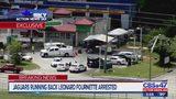 Jaguars running back Leonard Fournette arrested