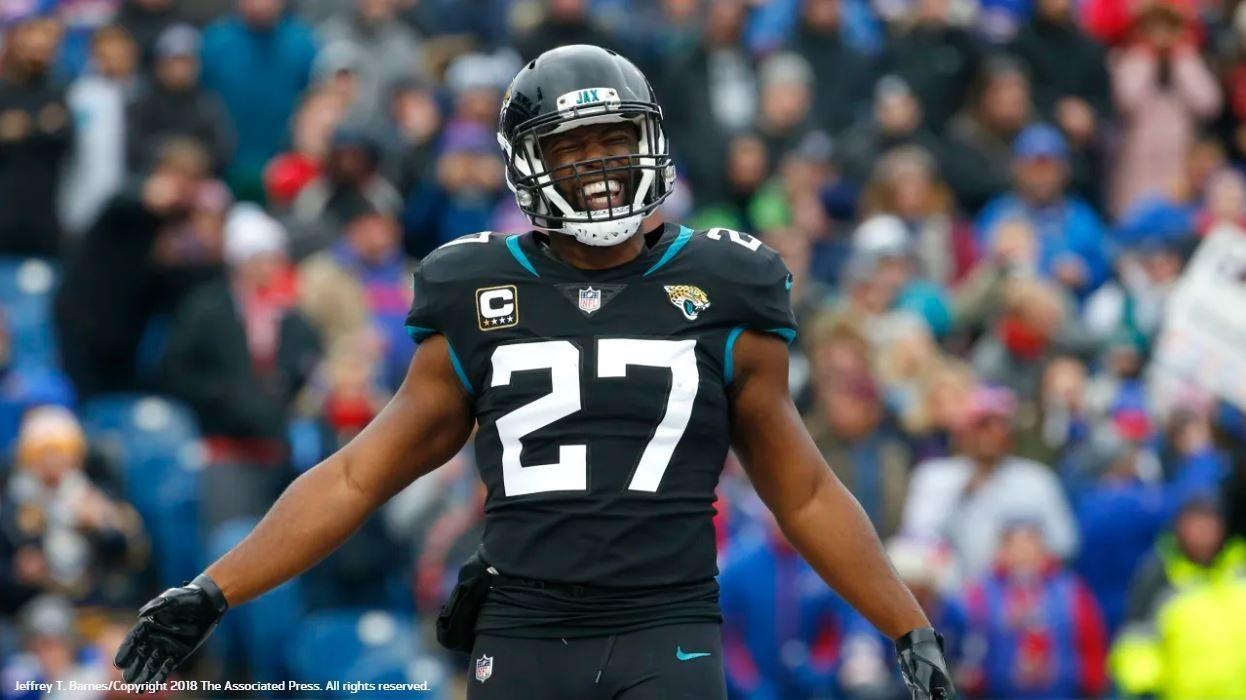 da04aaf6 LEONARD FOURNETTE ARRESTED: Jacksonville Jaguars running back ...