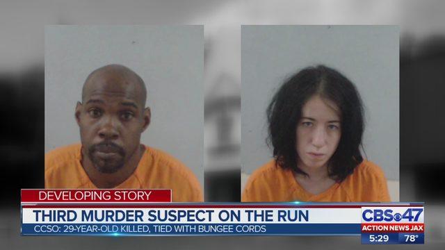 FLORIDA MURDER ARRESTS: Deputies: Man lured, killed, body dumped