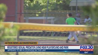 Registered sexual offender legally lives near Clay County playground, skate park