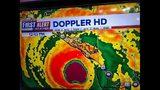 Hurricane Michael doppler
