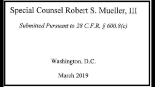 Digging into the details of the Mueller Report