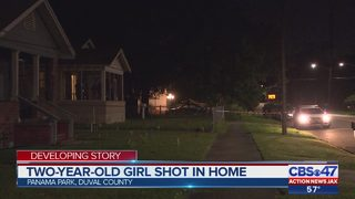 JSO: 2-year-old girl shot in the foot off East 44th Street