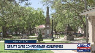 St. Augustine family concerned about comments made regarding Confederate monument
