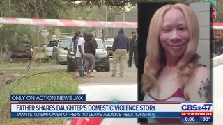 Retired Jacksonville police officer opens up about murder of daughter