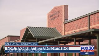 Mom: Teacher beat 6-year-old with shoe at North Shore Elementary School