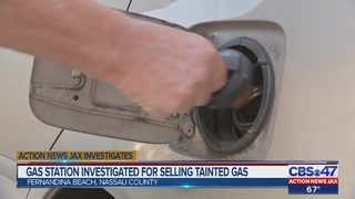 State investigating Fernandina Beach gas station for allegedly selling tainted gas