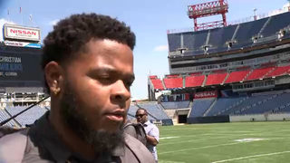 2019 NFL Draft: Offensive lineman Jawaan Taylor says he had a