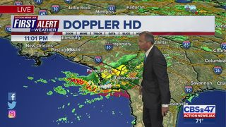 Action News at 11:00 p.m.: First Alert Weather
