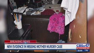 New evidence in case of missing mother Joleen Cummings
