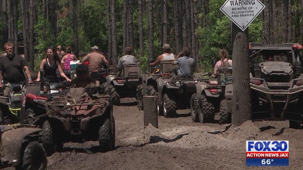 FHP Report confirms deadly ATV crash at Hog Waller Mud Bog   WJAX-TV