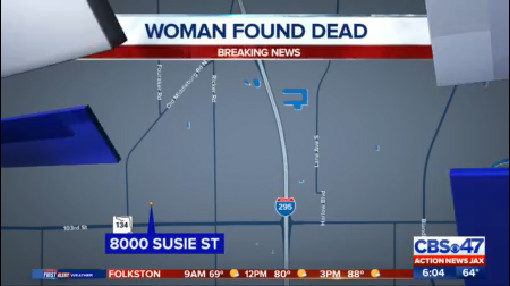 Woman found dead inside home on Susie Street, police say