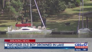 Toddler drowns in lake near Putnam County home, officials say