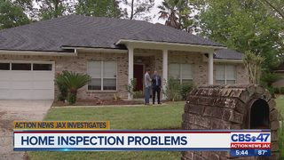 Military family out thousands, says home inspector missed important detail