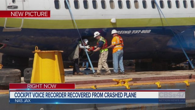JACKSONVILLE PLANE CRASH: Miracle on the St  Johns River after