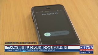 Action News Jax Investigates skyrocketing consumer complaints about durable medical equipment