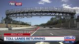 Toll express lanes to open Saturday on I-295