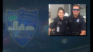 JSO officer speaks out after suffering injuries, losing wife to drunken driver