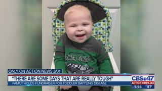 Jacksonville community creates rally for 3-year-old