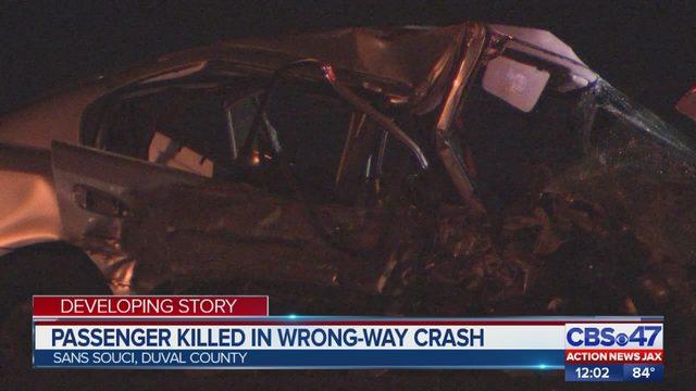 JACKSONVILLE: Deadly crash on I-95 at University Blvd  | WJAX-TV