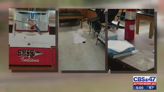 Classrooms vandalized in reported senior prank at Baldwin Middle-Senior High School