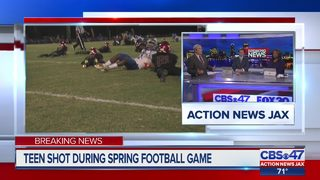 Duval County School Superintendent reacts to shooting outside Terry Parker football game