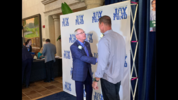 The Tom Coughlin Jay Fund Celebrity Golf Classic raised money for families battling childhood cancer.