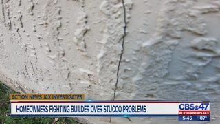 New complaints aboutstucco issues involving a Florida homebuilder