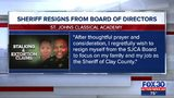 Sheriff resigns from St. Johns Classical Academy Board of Directors