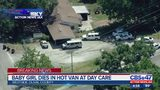 Baby girl dies in hot van at a Jacksonville day care