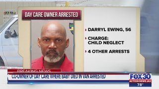 Day care director arrested following hot car death