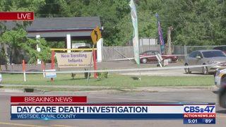 Jacksonville day care death investigation