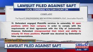 Lawsuit filed against Saft America