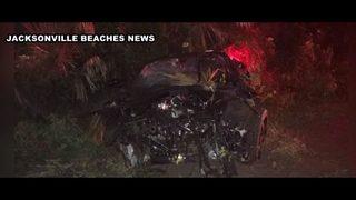Photos: Man killed in Ferrari crash in St. Johns County
