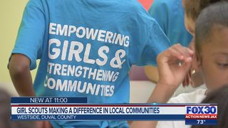 Local group making sure every girl has an opportunity to be a Girl Scout