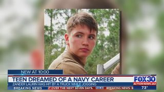 Teen killed while jogging on A1A had dreams of joining the military