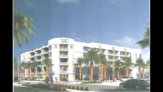 Photos of proposed oceanfront hotel next to Jacksonville Beach pier