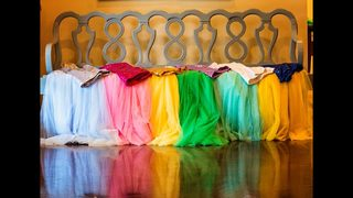 PHOTOS: Jacksonville couple hosts Disney-themed wedding
