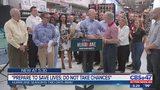 Sen. Rick Scott urges people in Jacksonville to prepare for hurricane season early