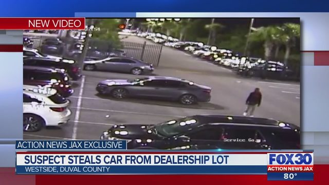 More Than A Dozen Cars Stolen After Several Jacksonville